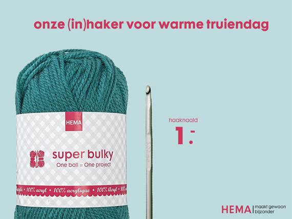 warme trui hemakopie