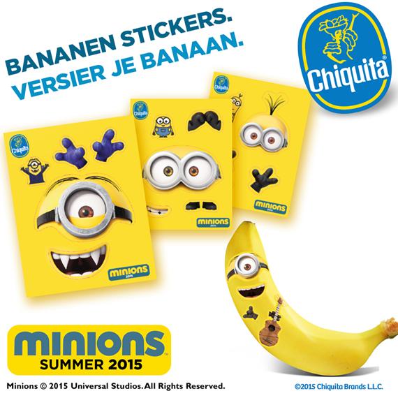 bananenstickers