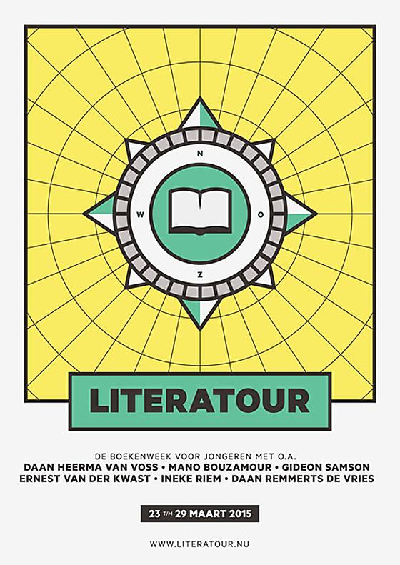 Literatour_poster