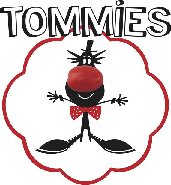 Nieuw Logo Tommies